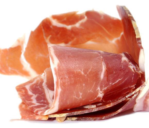 Le jambon serrano, jambon cru espagnol